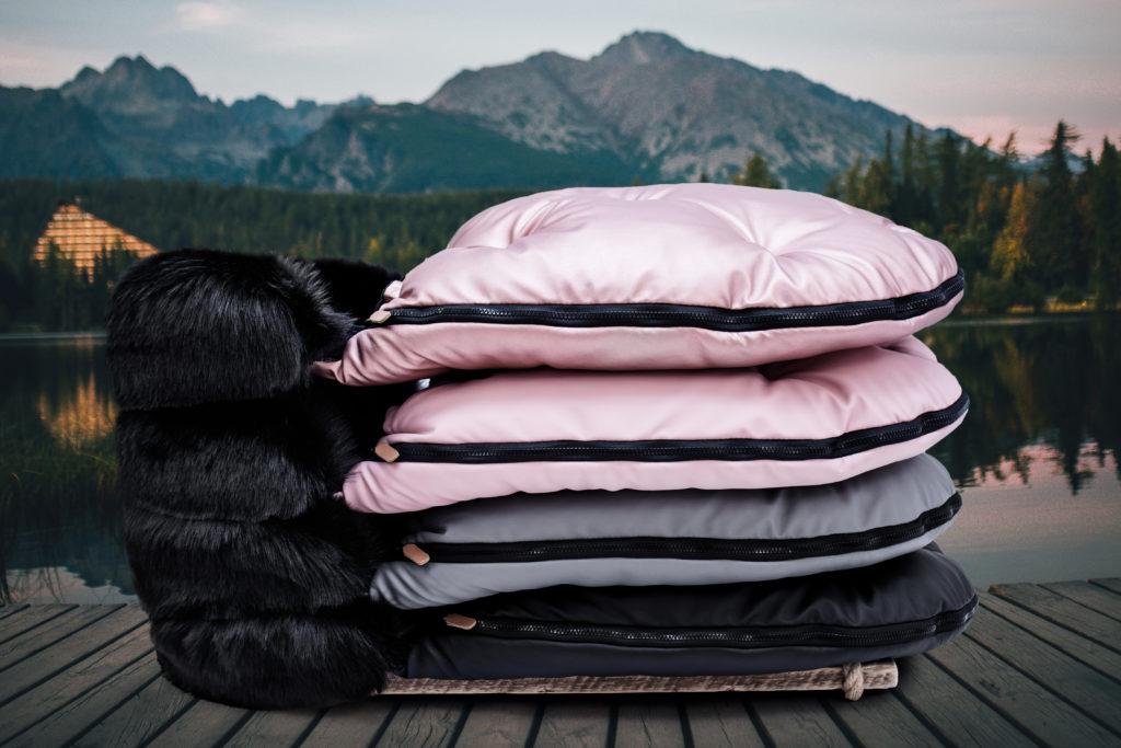 Flooforbaby Zimowy Śpiwór z Podwójnym Ociepleniem ALASKA 90x55 cm